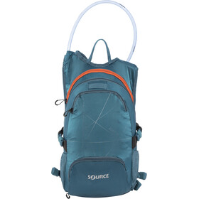 SOURCE Fuse Hydration Pack 2+6l, coral blue